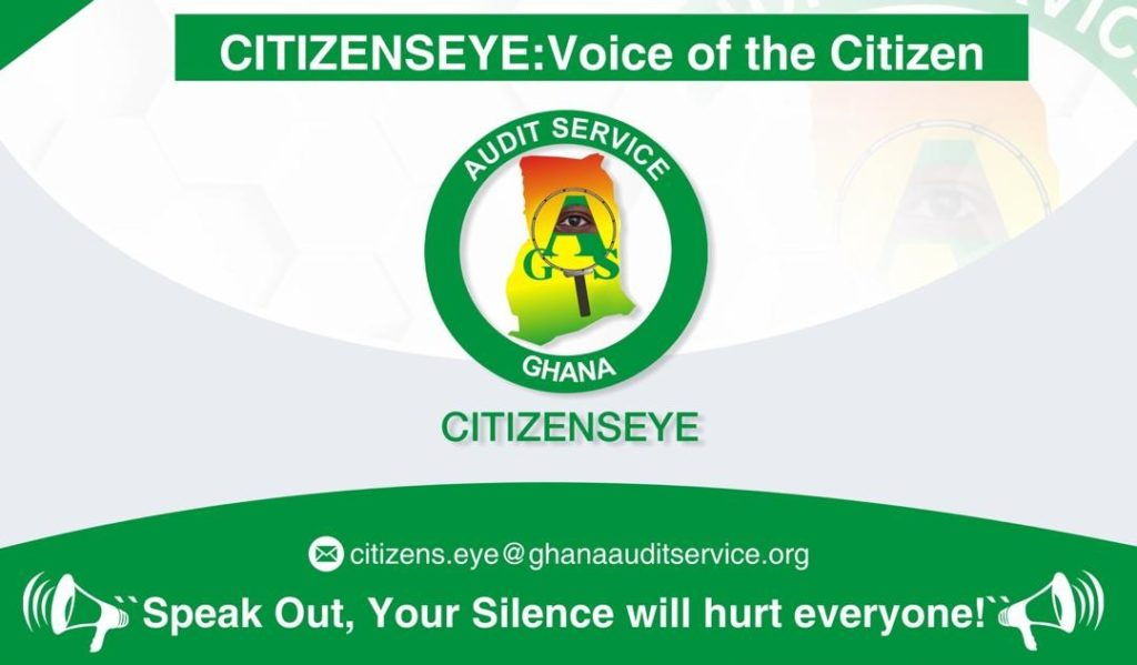 Supreme Audit Institution launches CITIZENEYE app,